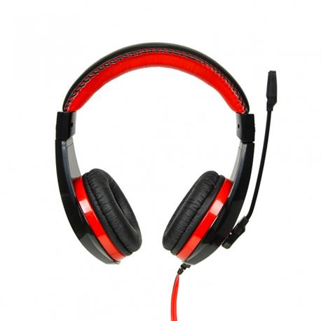 Słuchawki nauszne z mikrofonem Ibox 1528MV-25153