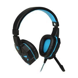 Słuchawki nauszne z mikrofonem Ibox X8