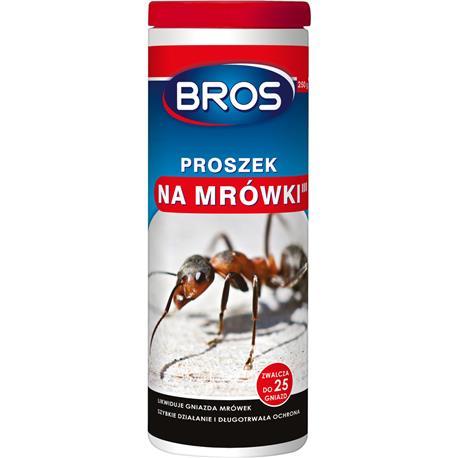 Bros proszek na mrówki 250g-25660