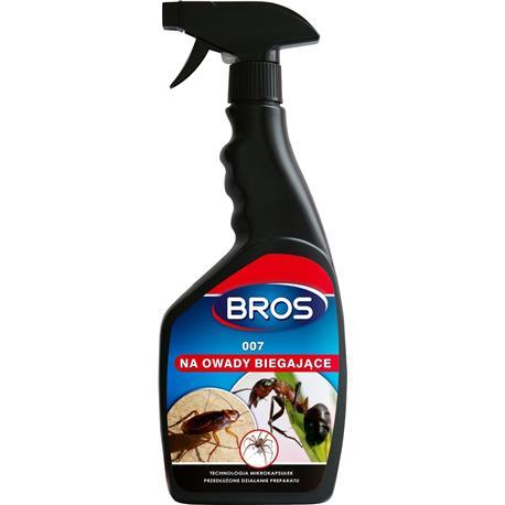 Bros 007 na owady biegające 500ml-25665