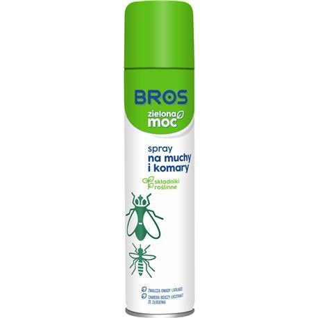 Bros Zielona Moc spray na muchy i komary 90ml-25680