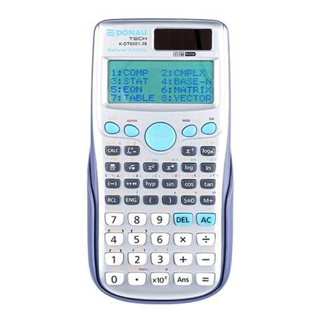Kalkulator Donau Tech K-DT6001-38 naukowy 417f.-26517